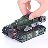 Kazi Building Blocks Red Alert 3 V4 Rocket Launcher Soviet 81012 170pcs Compatible with Sluban