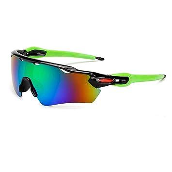ZHENGBANGYJ7 Colores Gafas De Sol De Ciclismo Sprot Bike MTB ...