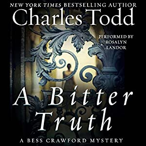 A Bitter Truth Audiobook