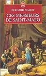 Ces messieurs de Saint-Malo par Simiot