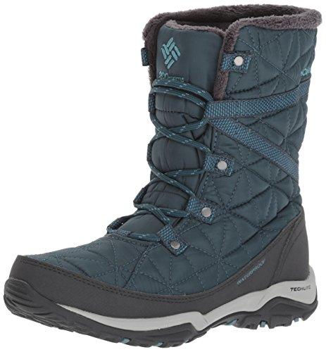 Loveland Boot Mid Heat Storm Columbia Ever Blue Snow Women's Omni cYEwyIAq5I