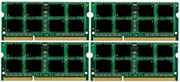 NEW 32GB 4x8GB PC3-8500 1066 MHz DDR3 RAM MEMORY FOR LAPTOPS//NOTEBOOKS