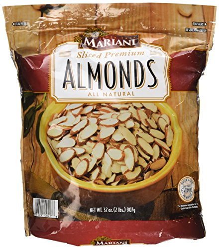 (Mariani Mariani Sliced Almonds, 2)