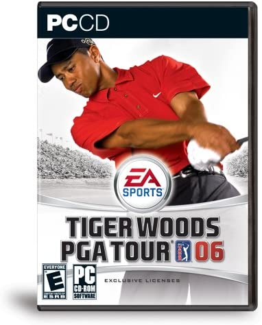 b6c6949c Amazon.com: Tiger Woods PGA Tour 2006 - Sony PSP: Artist Not Provided:  Video Games