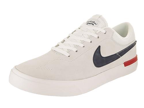 agudo gorra Disparidad  Nike Men's SB Koston Hypervulc Summit/White/Obsidian Skate Shoe 12 Men US:  Amazon.in: Shoes & Handbags