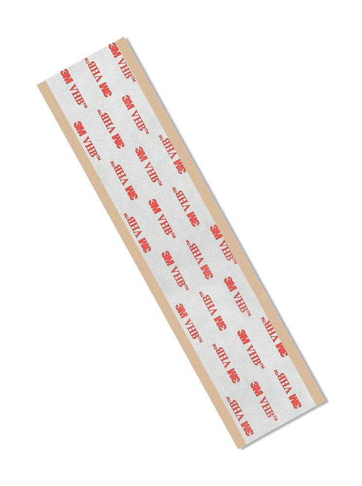 3M VHB Tape RP62, 0.75 in width x 8 in length