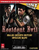 Resident Evil, Prima Temp Authors Staff and David Hodgson, 0761539271