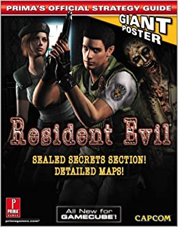Resident Evil Primas Official Strategy Guide David Hodgson 9780761539278 Amazon Books