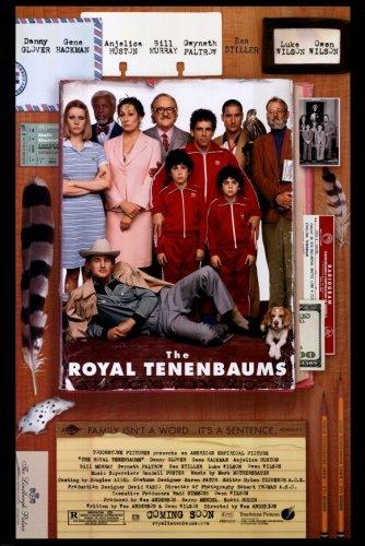 Royal Tenenbaums, The (2001) - 11 x 17  - Style A