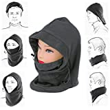 Warm Face Cover Winter Ski Mask Beanie Police Swat CS Anti-terrorism Mask 14.3
