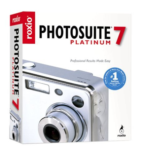 Roxio PhotoSuite Platinum Edition - ( v. 7 ) - complete package ( 214600CA )