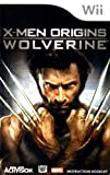 X-Men Origins - Wolverine Wii Instruction Booklet (Nintendo Wii Manual Only - NO GAME) [Pamphlet only - NO GAME INCLUDED] Nintendo