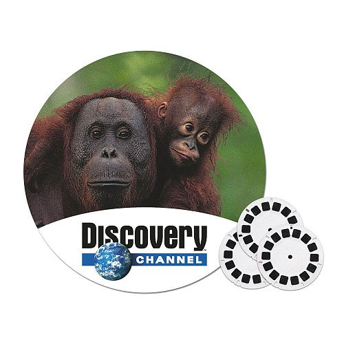 View-Master Discovery Learning 3D Reels with Sound: Babies in Nature by View Master (Image #1)
