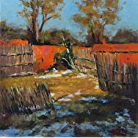 COYOTE FENCE STORY by Hilton McLaurin