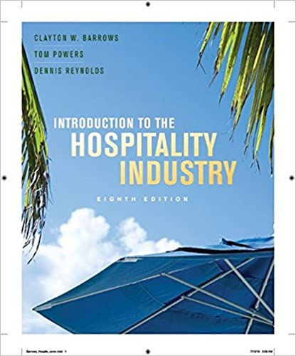 Introduction to the hospitality industry clayton w barrows tom introduction to the hospitality industry 8th edition fandeluxe Gallery