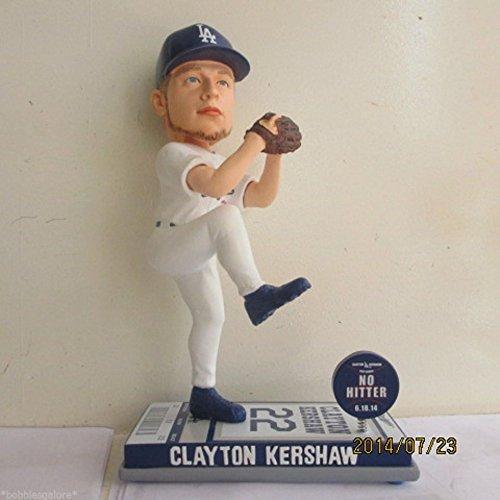 Clayton Kershaw Dodgers Baseball No Hitter (Dodgers No Hitters)