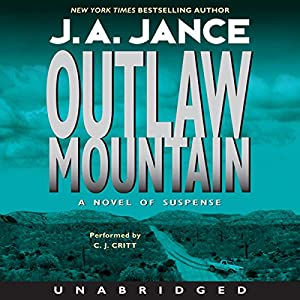 Outlaw Mountain Audiobook