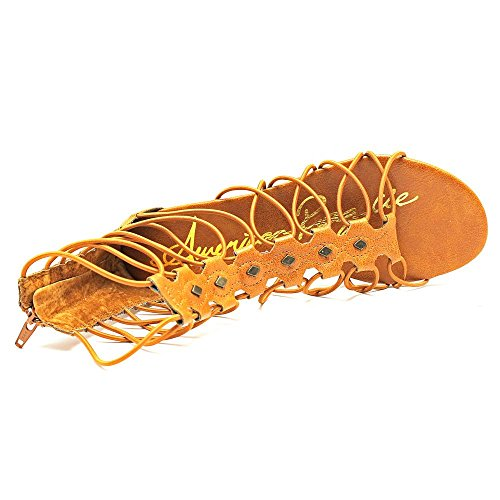 American Rag Romen Fibra sintética Sandalia Gladiador