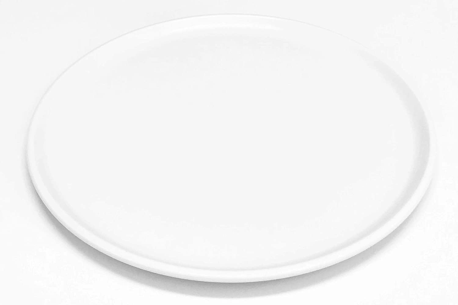 OEM Sharp Microwave White Plate Turntable Shipped with R1871, R-1871, R1872, R-1872, R1874, R-1874