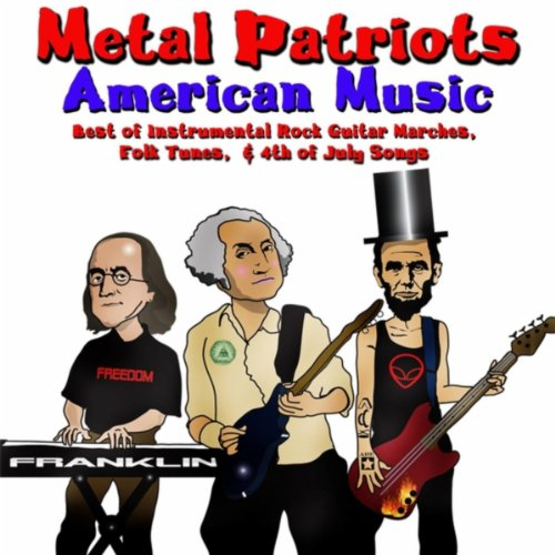 American Music: Best of Instrumental Rock Guitar Marches, Folk Tunes, & 4th of July ()