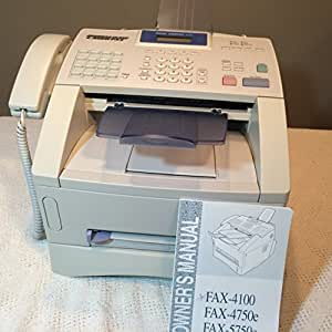 Brother IntelliFAX 4100 Fax Machine