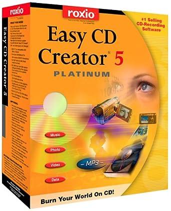 roxio easy cd creator download