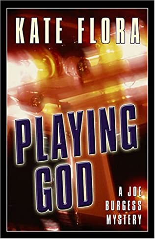 book cover of Playing God