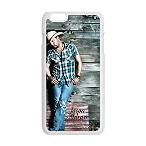 Happy Jason Aldean Fashion Comstom Plastic case cover for iphone 4 4s
