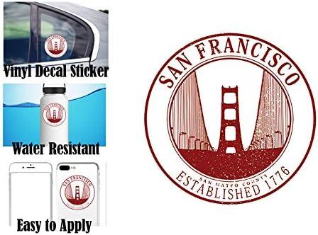 "Oklahoma City USA Grunge Stamp Travel Car Bumper Sticker Decal 5/"" x 5/"""