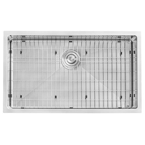 Ruvati 32-inch Gauge Radius Sink Bowl – RVH7400