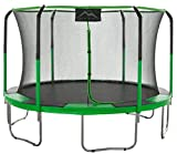 SKYTRIC Trampoline & Enclosure Set, 11'