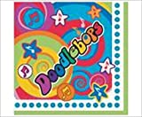 Doodlebops Small Napkins (16ct)