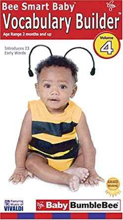 amazon co jp bee smart baby vocabulary builder 4 instruction