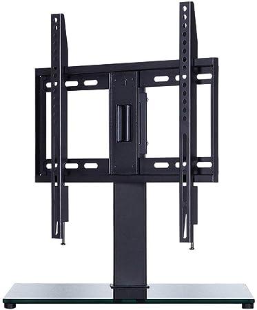 MWKLW Soporte de Base para TV de Escritorio Pantalla LCD Rotación telescópica Universal sin punzonado: Amazon.es: Hogar