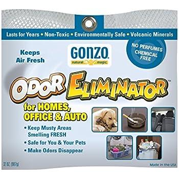 Amazon Com Gonzo Odor Eliminating Rocks 32 Oz 907