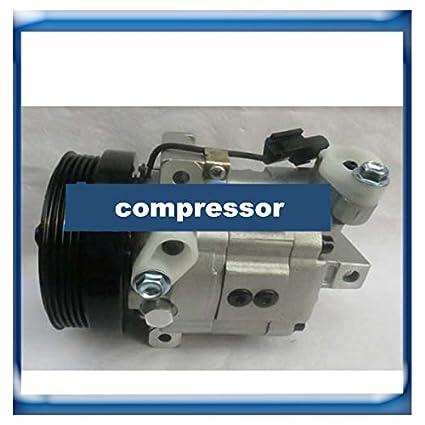 GOWE compresor para dkv11g Auto aire acondicionado Compresor para Mitsubishi Montero Io 5pk