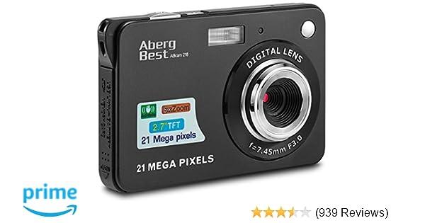 AbergBest 21 Mega Pixels 2 7