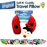 Cloudz Plush Animal Pillows - Ladybug