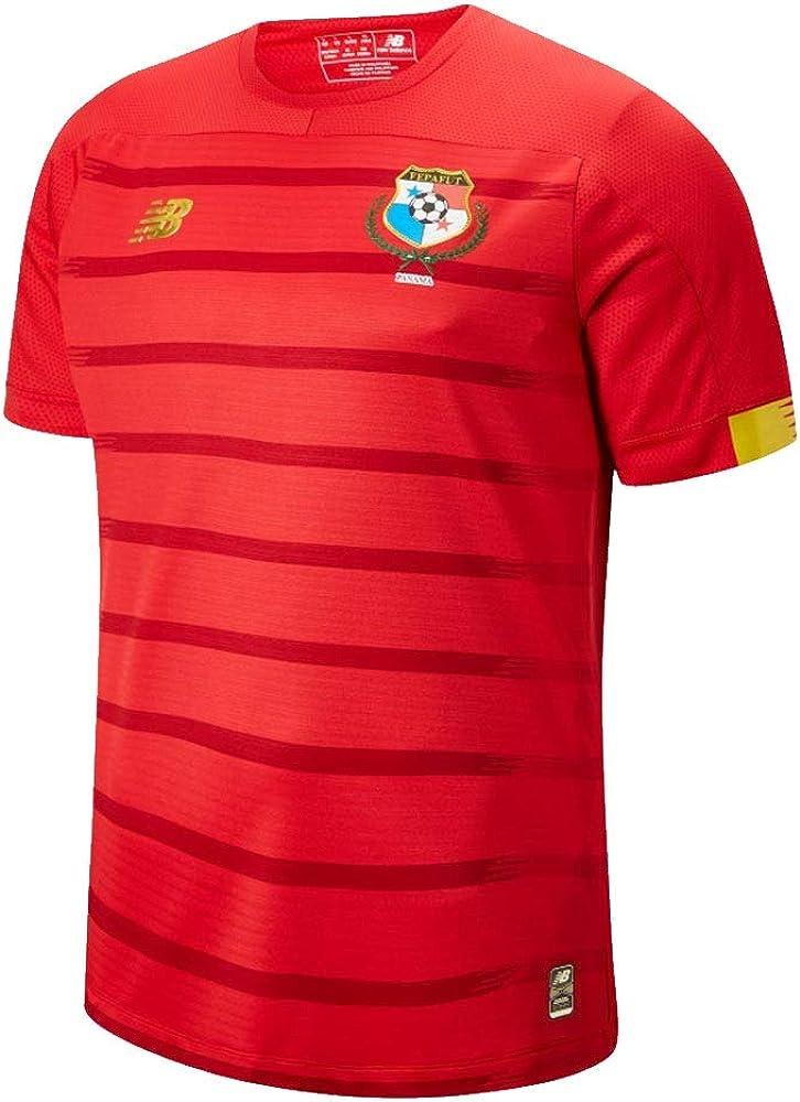 New Balance Men's Liverpool FC Short Sleeve Jersey