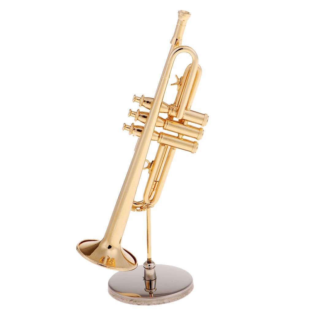14.2cm de Largo Homyl Escala 1//6 Instrumento Musical Mini Juguete Accesorios para 12  Figuras de Acci/ón Banjo