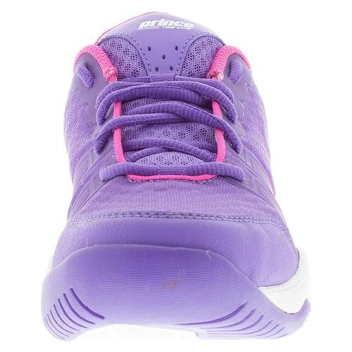 Prince Women`s T22 Lite Hard Court Tennis Shoes Purple and Pink-(8P463-922U16) Purple/Pink from china sale online prices cheap price aHHU7nUw