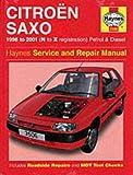 img - for Citroen Saxo Service and Repair Manual: 1996 to 2000 (Haynes Service and Repair Manuals) book / textbook / text book