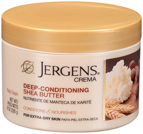 Jergens Crema Conditioning Butter Fluid