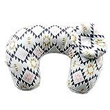 2Pcs/Set Maternity Pillow Breastfeeding Nursing Pillow For Babies Newbron Support Cotton