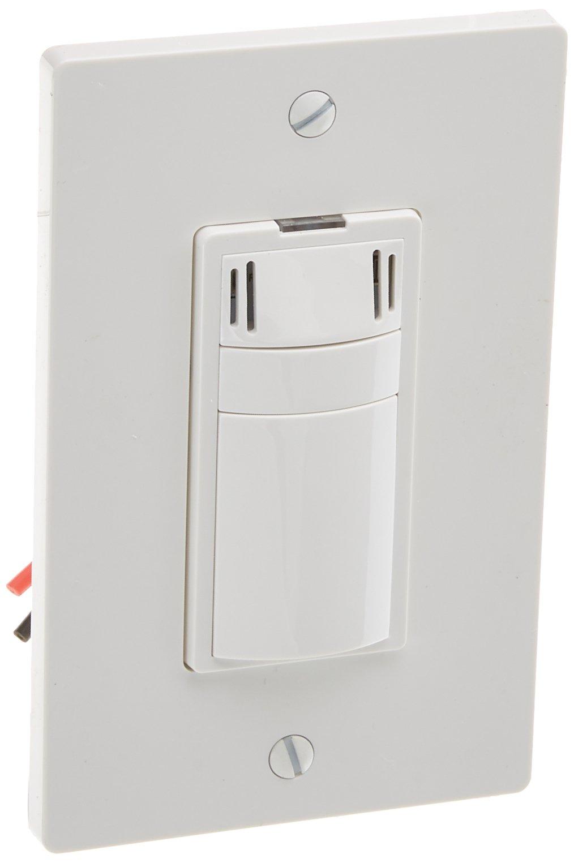 Panasonic FV-WCCS1-W Multi Function Bathroom Fan Switch, 5.5'' x 6.0'' x 10.5'', White