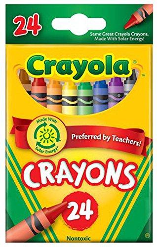 Crayola Crayons 24 count (52-3024)