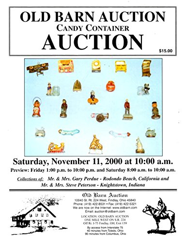 Old Barn Auction Prehistoric & Historic Artifact Auction Collections of Mr & Mrs Gary Perdue - Rodondo Beach Ca and Mr. & Mrs. Steve Peterson - Knightstown, Indiana, Saturday, November 11, 2000