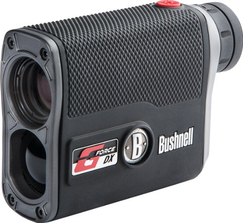 Bushnell G-Force DX ARC 6 x 21mm Laser Rangefinder, Black