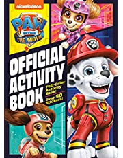 PAW Patrol: The Movie: Official Activity Book (PAW Patrol)