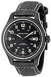 Hamilton Men's HML-H70575733 Khaki Field Black Dial Watch